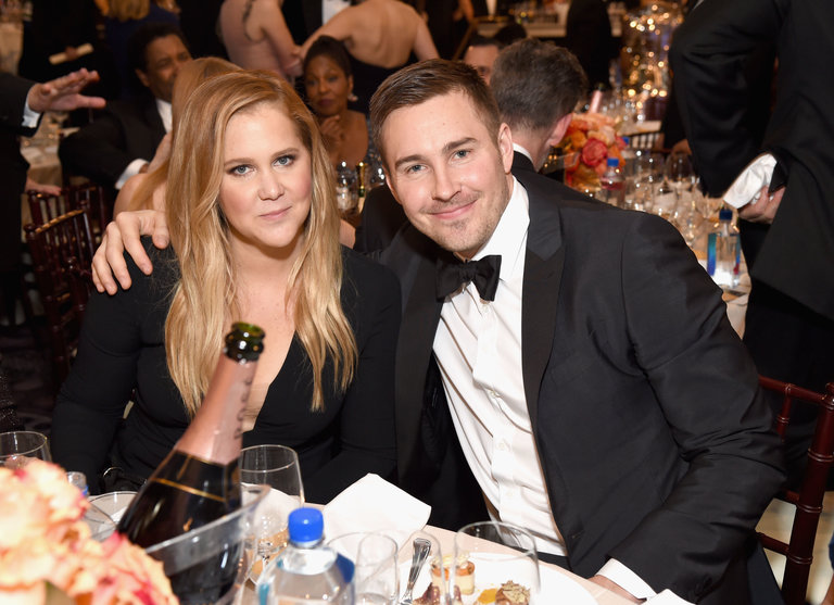 Moet & Chandon At The 74th Annual Golden Globe Awards - Inside