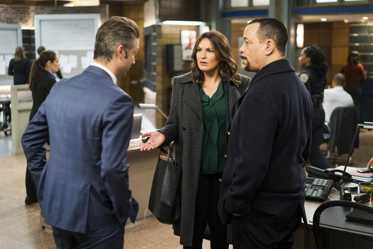 Law & Order: Speical Victims Unit - Season 18