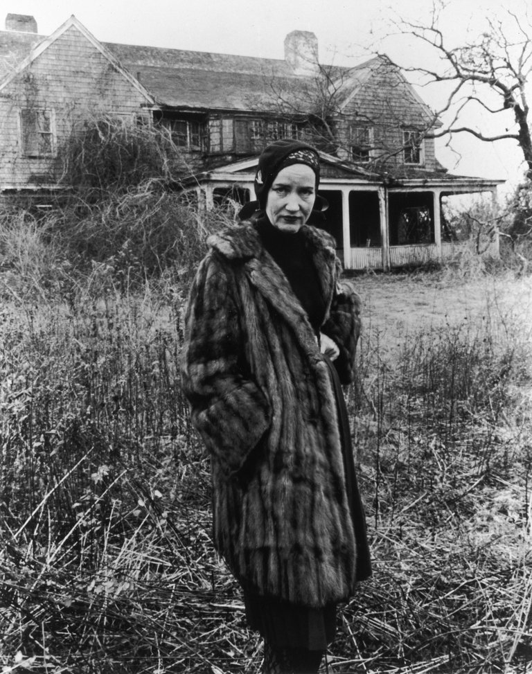 Edith Beale In 'Grey Gardens'