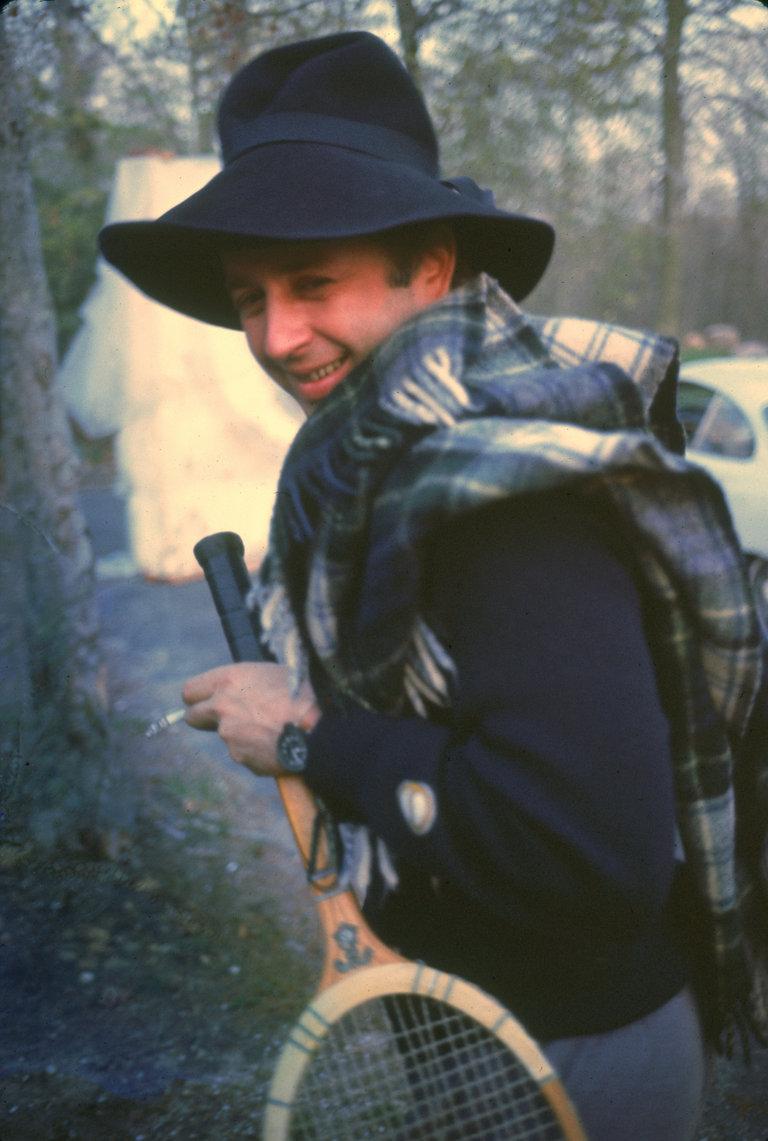 Portrait Of David Maysles