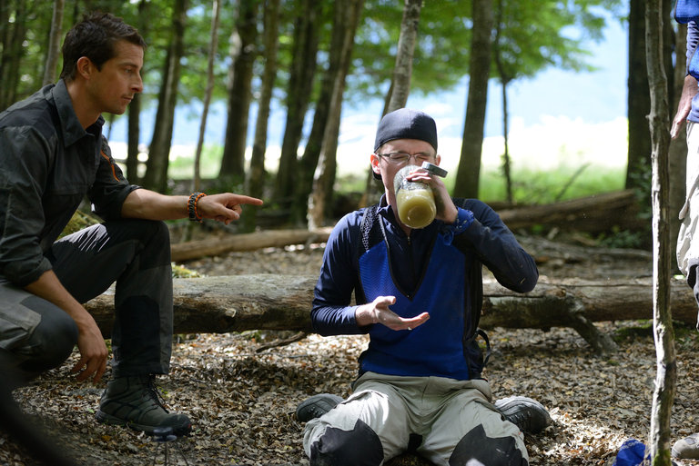 Get Out Alive with Bear Grylls - Season 1