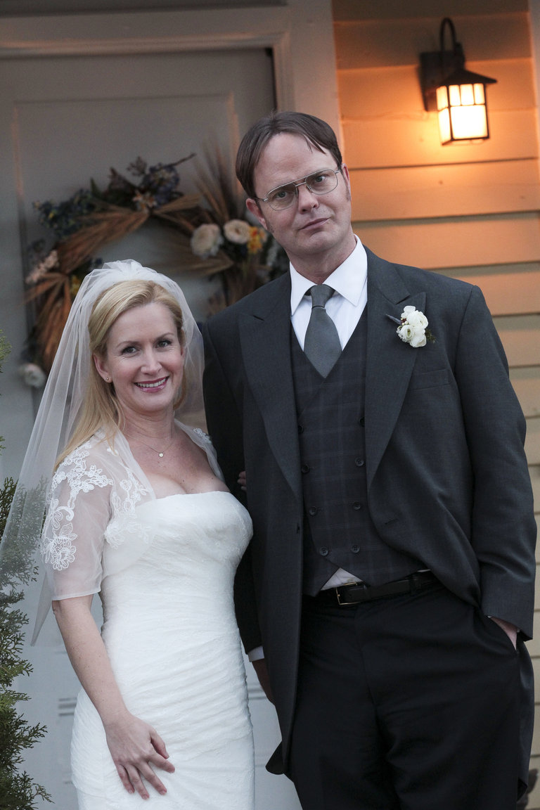 The Office: The Wedding of Dwight and Angela Photo: 694561 ...
