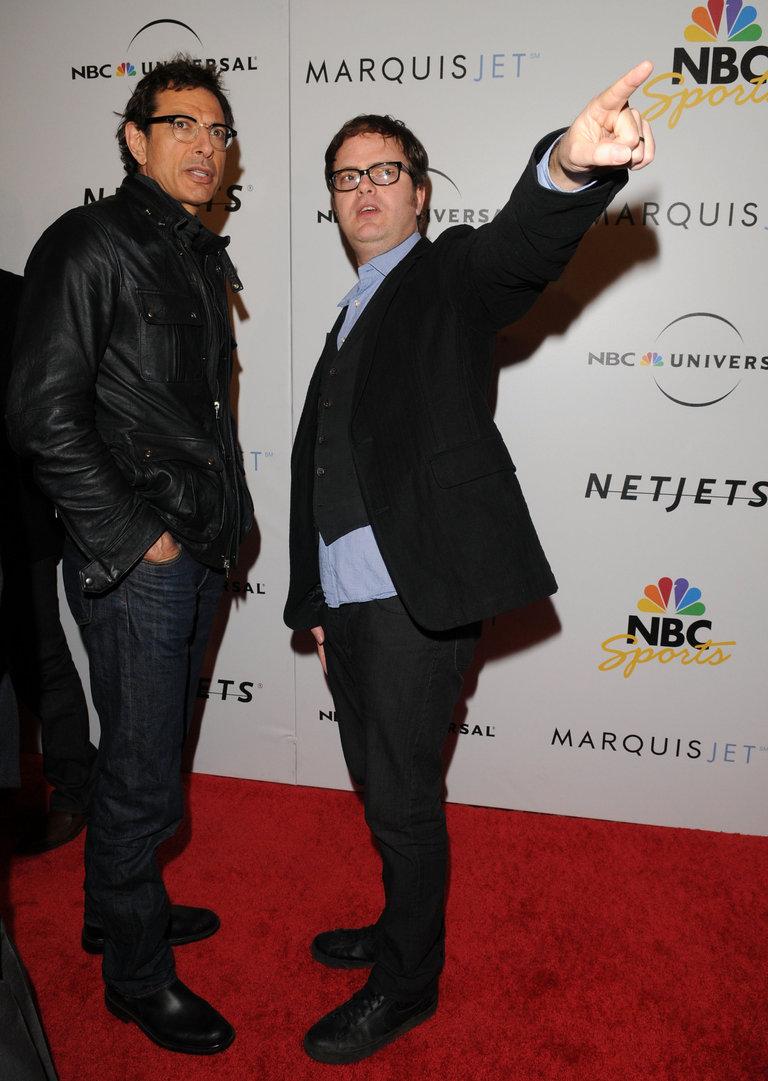 NBC Universals Pre Super Bowl Event - Arrivals
