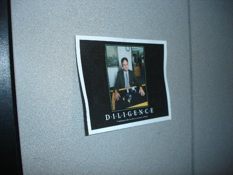 Dwight Diligence