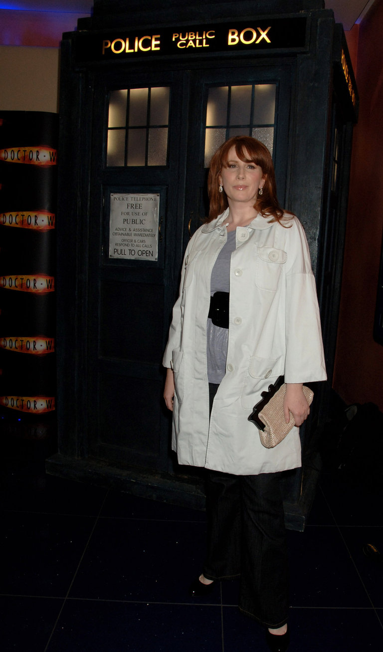 Dr Who Series Four - Press Launch