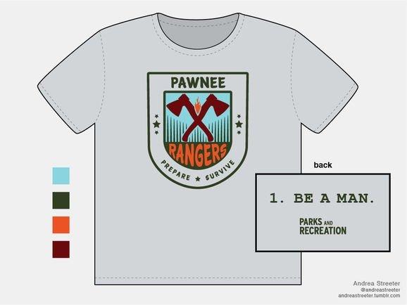 Pawnee Rangers