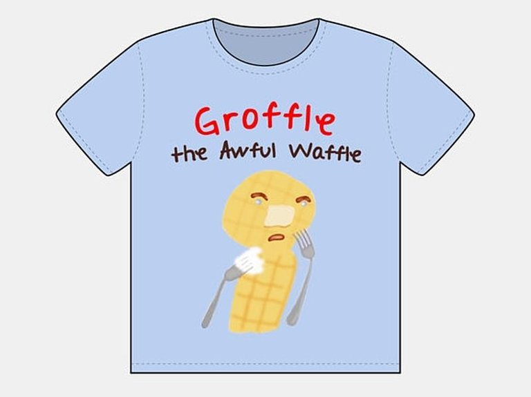 Groffle the Awful Waffle