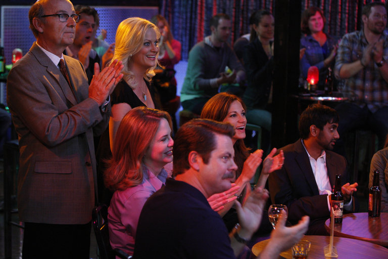 "Parks and Recreation ""Rock Show"""