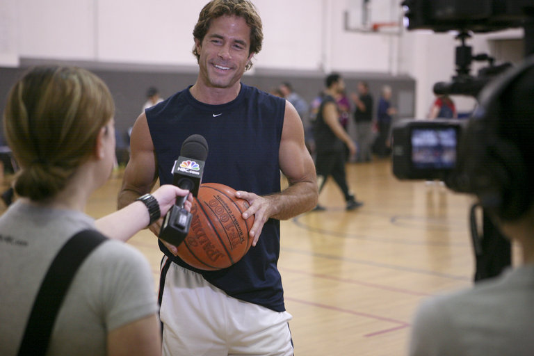 """20th Annual James Reynolds """"Days of our Lives"""" Basketball Game"""