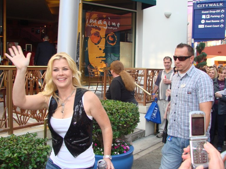Fans uploaded photos from the 2009 Day of Days event at the CityWalk, Universal City Studios Hollywood. November 7, 2009.
