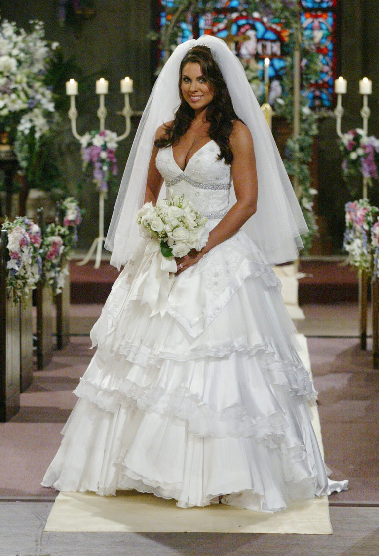 Days Of Our Lives: Salem Weddings Through The Years Photo