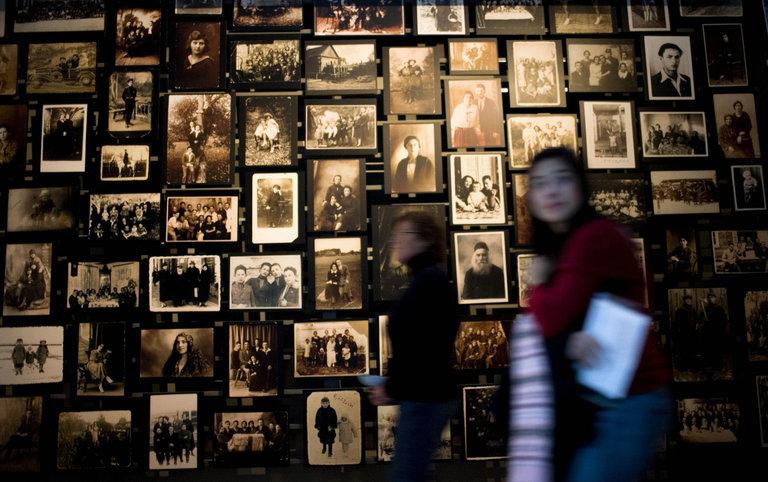 Washington Commemorates International Holocaust Remembrance Day