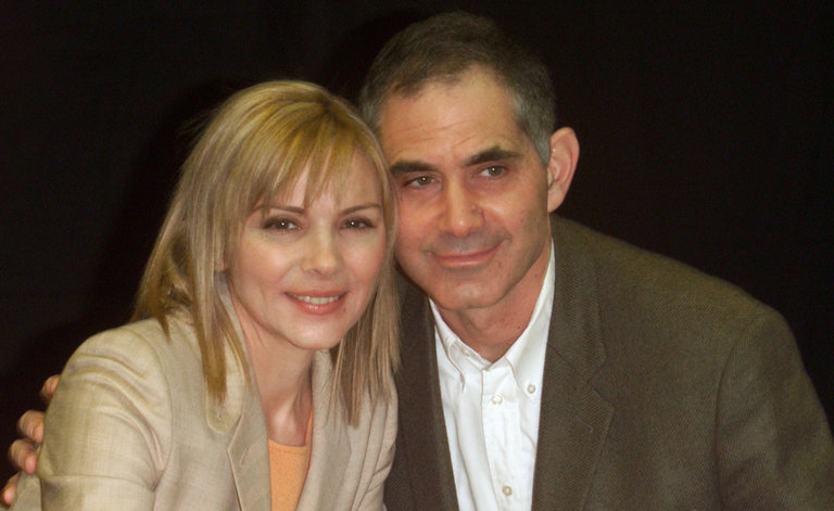 Kim Cattrall Book Signing