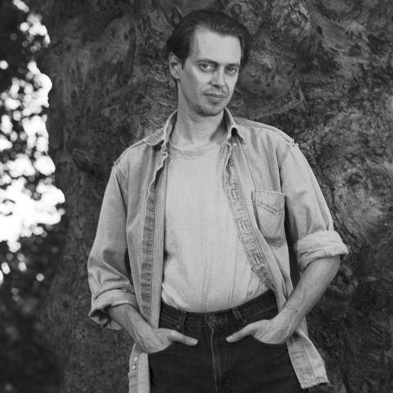 Steve Buscemi Portrait Session