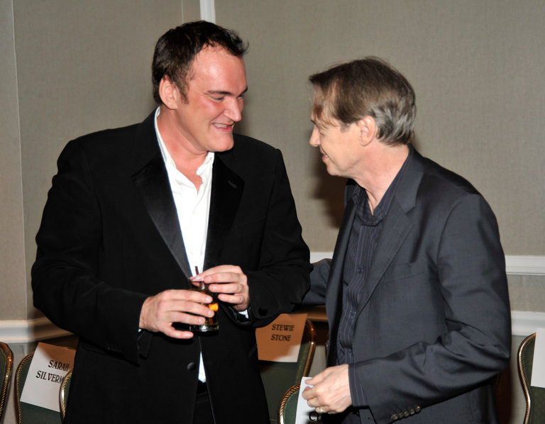 The New York Friars Club Roast Of Quentin Tarantino - Inside