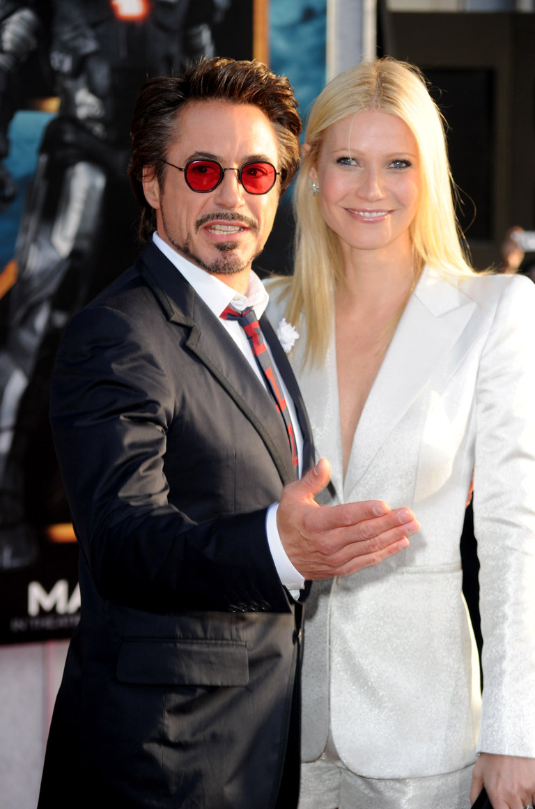 "Premiere Of Paramount Pictures & Marvel Entertainment's ""Iron Man 2"""