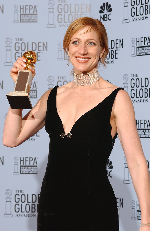 60th Golden Globes - Pressroom