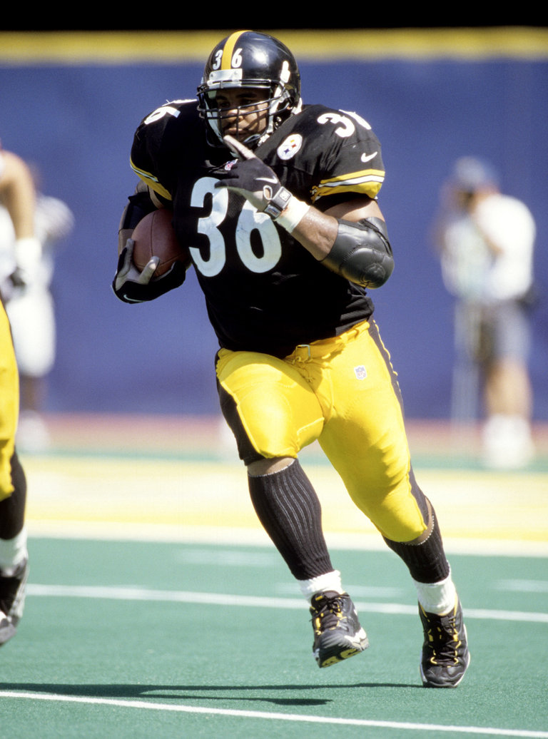 Jerome Bettis - File Photos