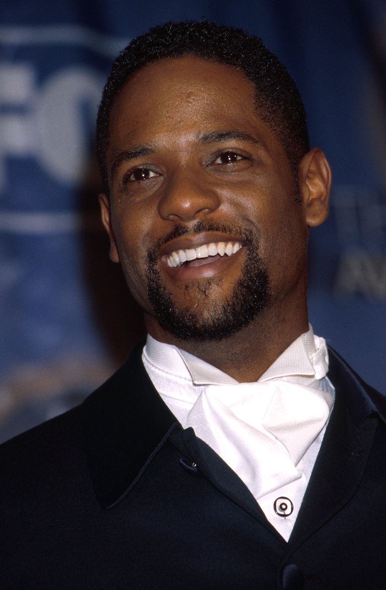 Actor Blair Underwood