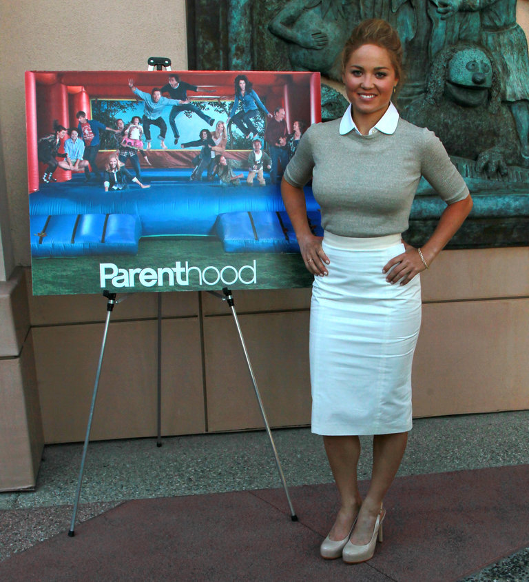 """Emmy Screening For NBC's """"Parenthood"""" - Arrivals"""