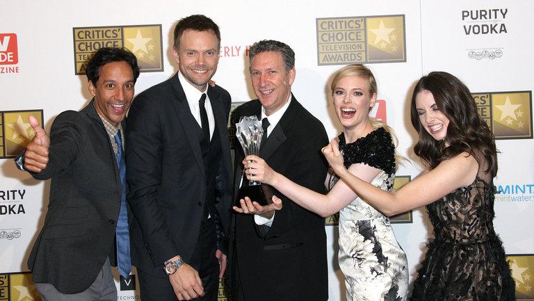 Community at the Critics' Choice Awards