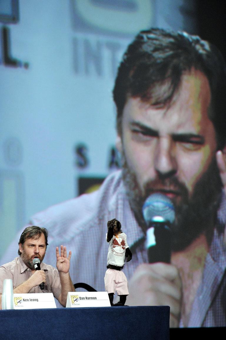 """Community"" Panel - Comic-Con 2011"