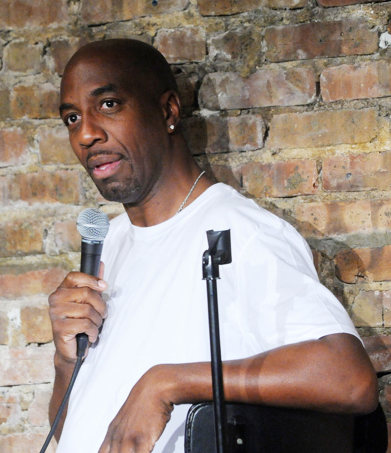JB Smoove Performs At The Stress Factory - April 07, 2011