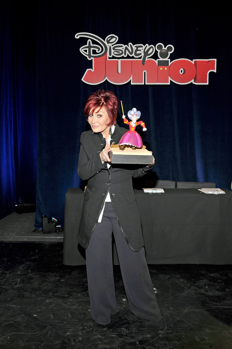 Disney Junior Toy Line Unveiled With Osbourne And Arquette