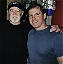 With George Carlin