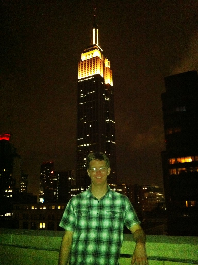 visiting Manhattan during Semifinals