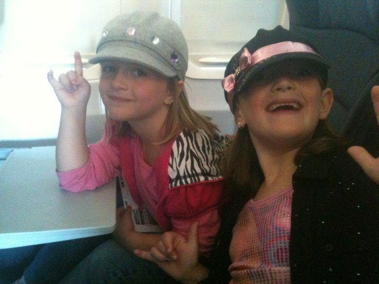 Mackenzie and Chloe!