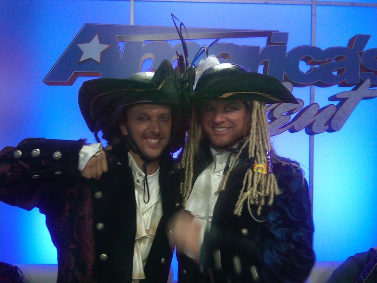 AGT is rated ARRRRRGH