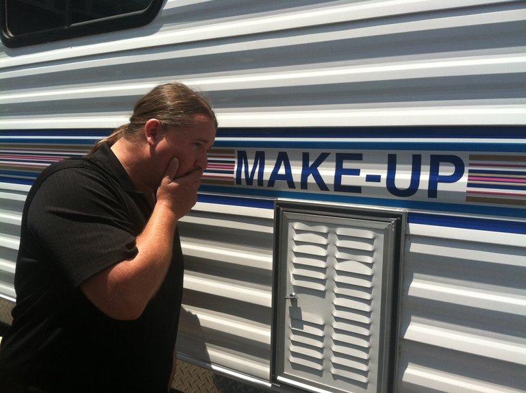 Make-up!!!