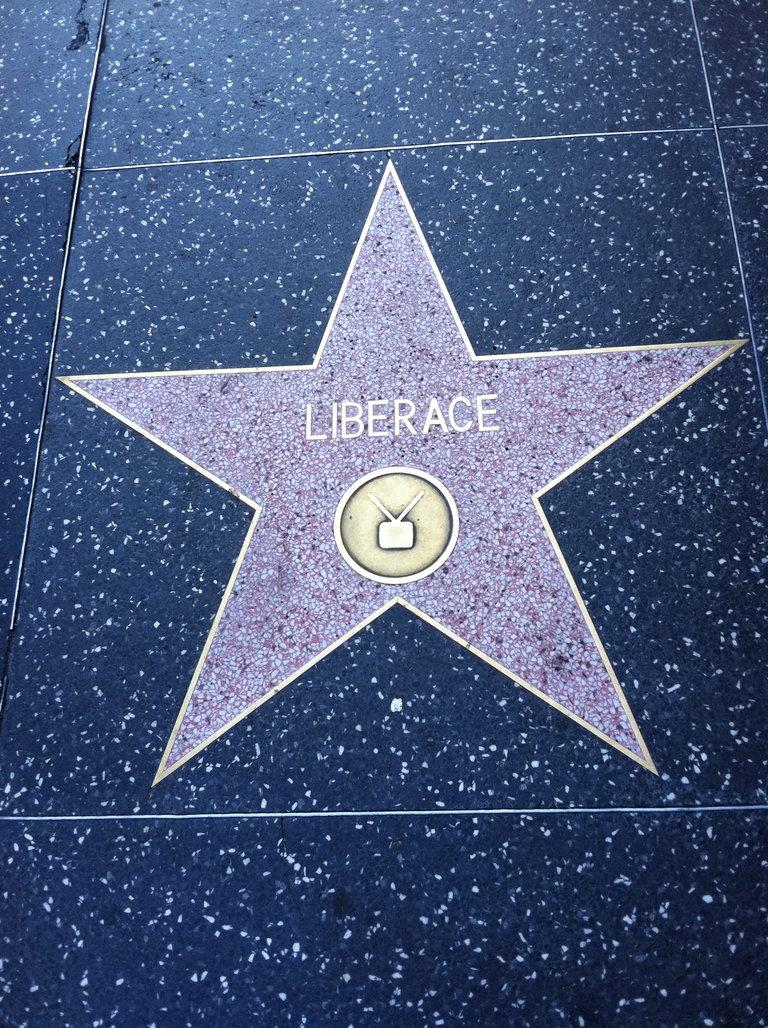 Liberace!