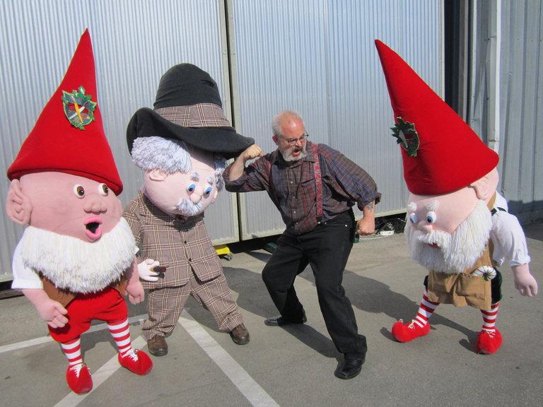 Gnome Attack!