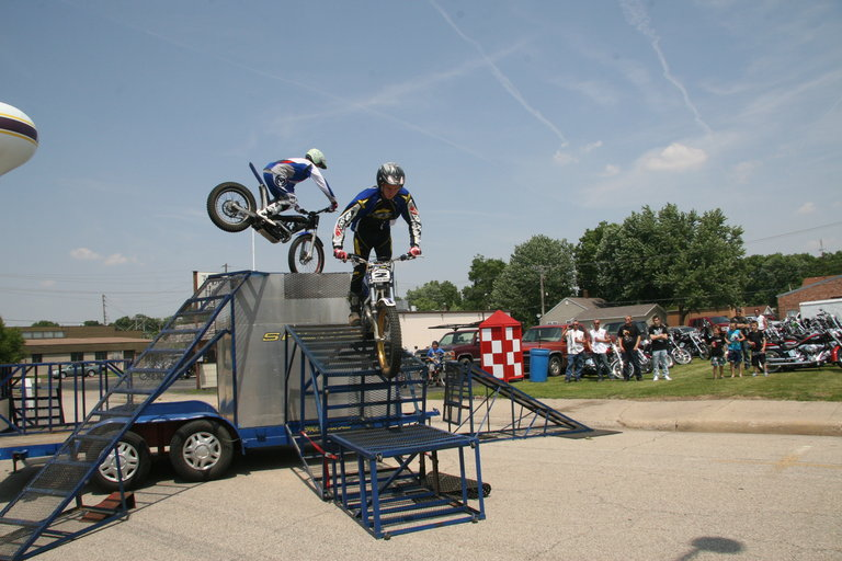 Smage Brothers Riding Show
