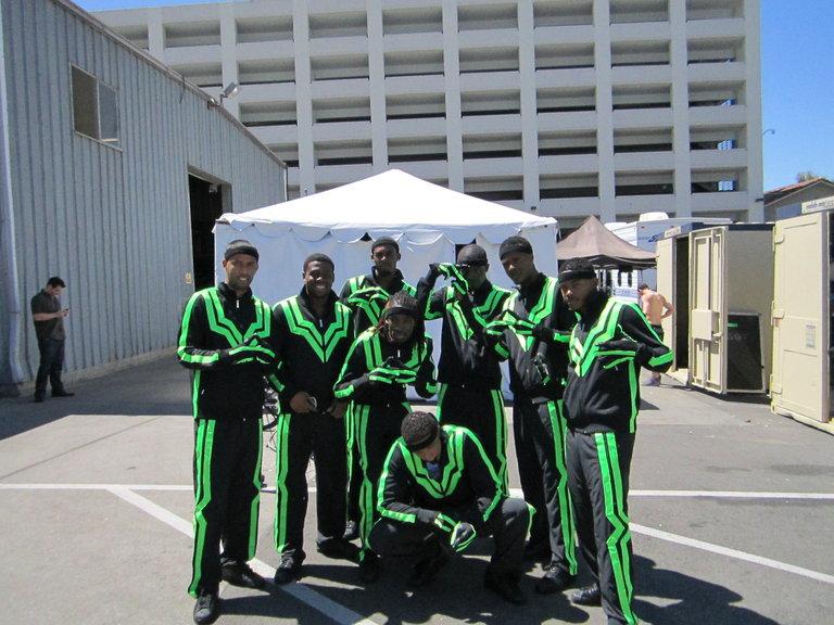 Attack Dance Crew Represent!