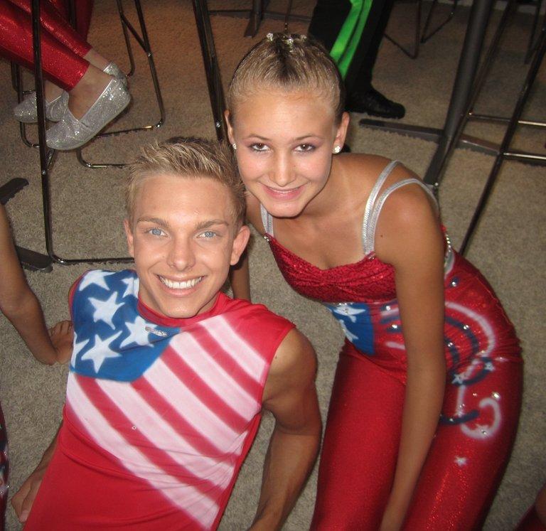 Jake and Heather