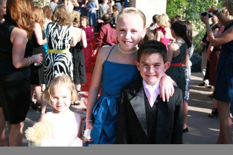 Emersen, Lilli and Brady