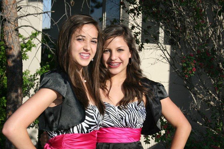 Best Friends! Allison & Ashley