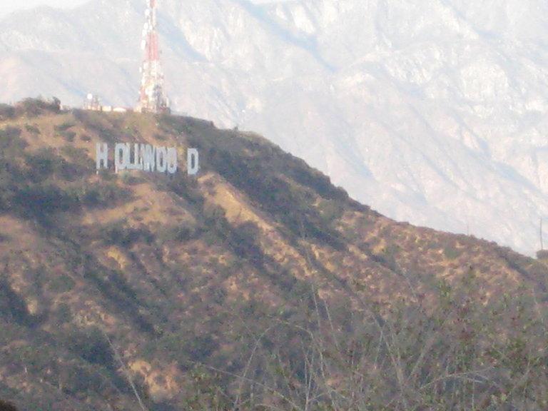 Hollywood!!!!!!!!!
