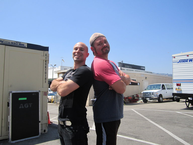 Seth Grabel and J Chris Newberg