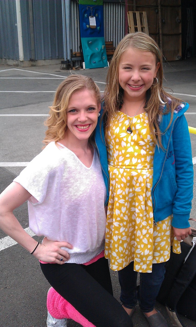 AGT Cassie and Anna