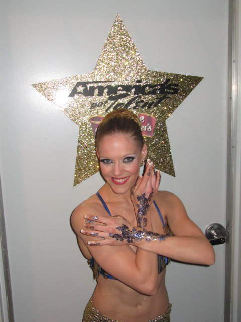 Gold Star of Talent!
