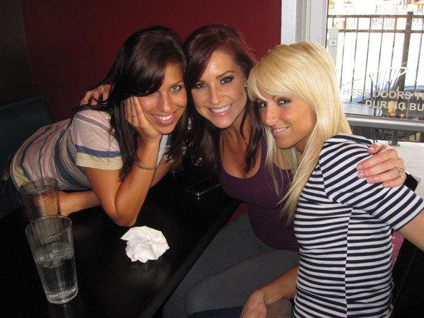 Sami, Lindsay, & Kristine