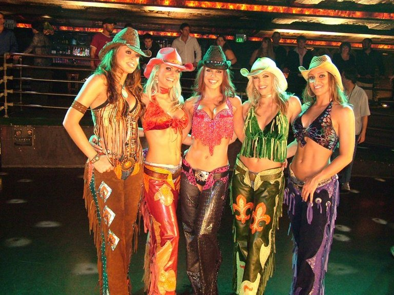 Country Girls Yeeehaw!