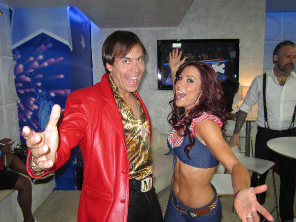 Mauricio & Lindsay