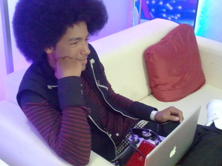 ALI-KHAN AKA DJ LION
