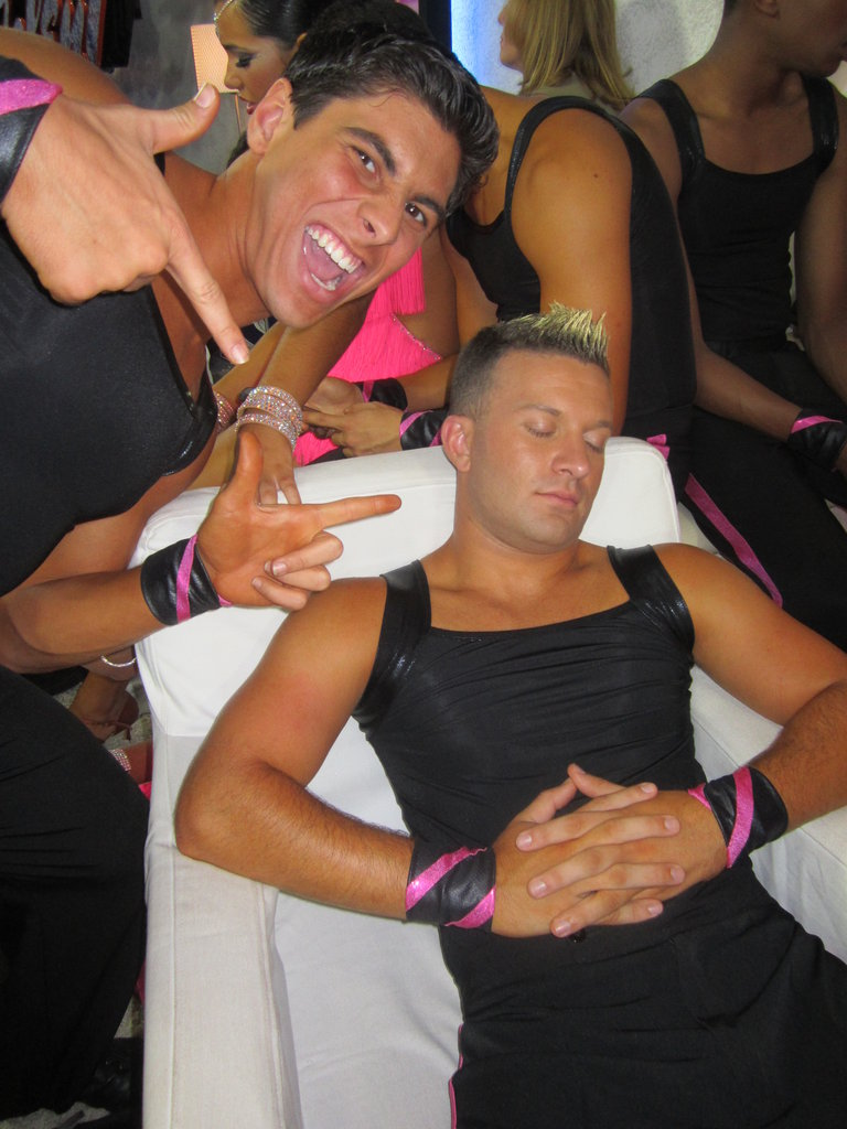 Really Joey Is Still Sleeping