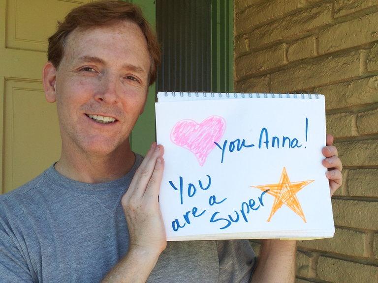 Love You Anna!